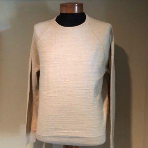 J Crew Cotton Field Sweater
